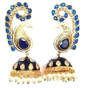 Manat Earrings