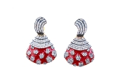 Tanu Earring - Red