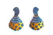 Tanu Earring - Yellow